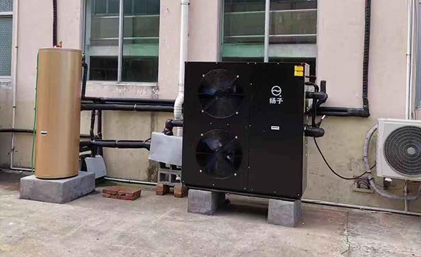 崇川区太阳能、空气源热泵热水系统