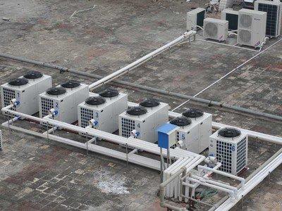 只有做好水处理,热水工程才能更好的进行工作