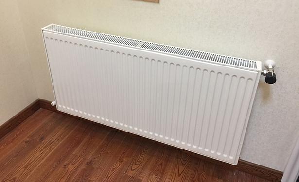 农村暖气片安装持续增长