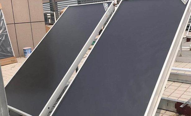 太阳能热水工程结构组成及作用