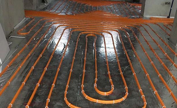 地暖盘管长度多少合适,散热量实际计算如何