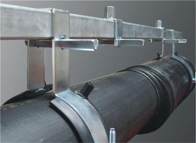 重庆虹吸排水管道固定系统