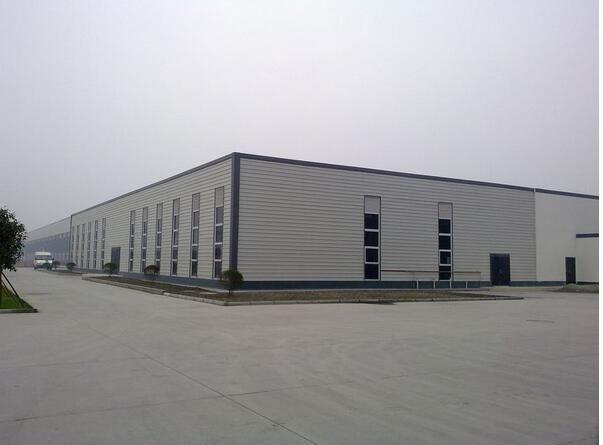 四川成都凌云汽车厂虹吸排水工程