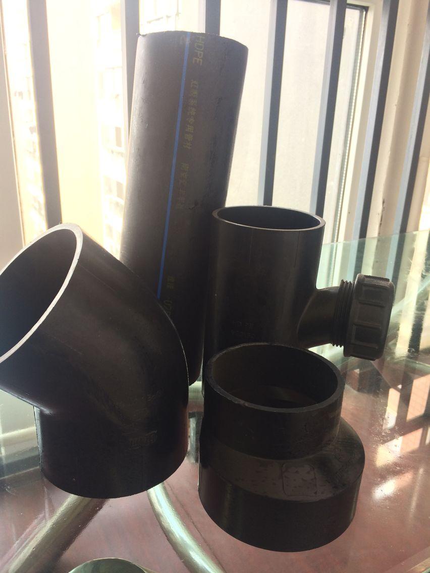 成都虹吸排水管件