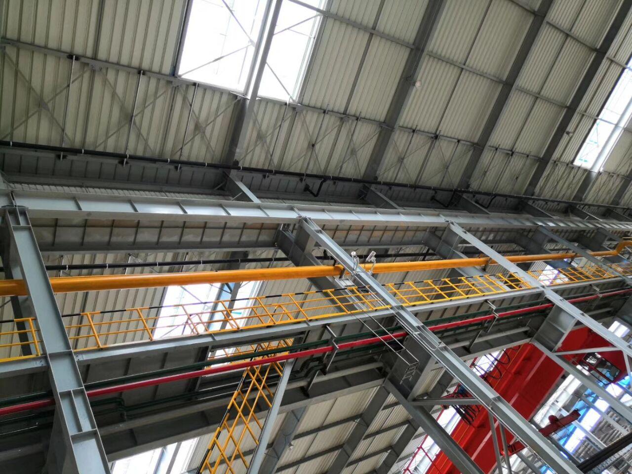 自贡强固新型建材产业基地建设项目1号厂房屋面虹吸排水