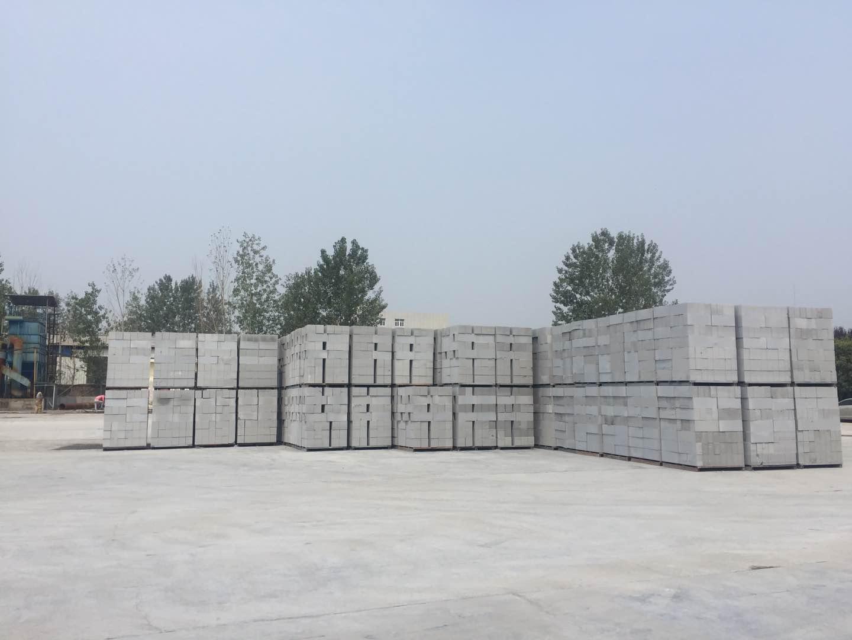 西安粉煤灰标砖工程案例