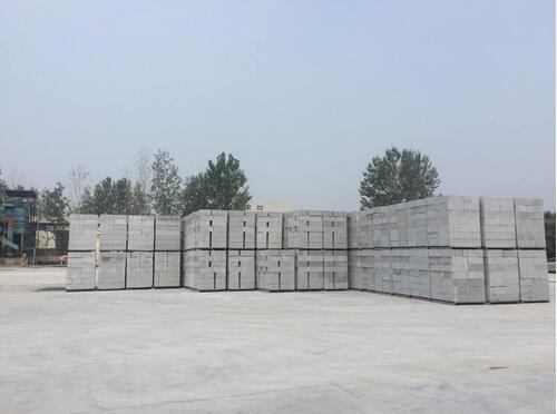 西安海川建材分享蒸压砂加气混凝土砌块的适用范围
