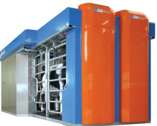 博美特机器人挤奶机——双倍效率