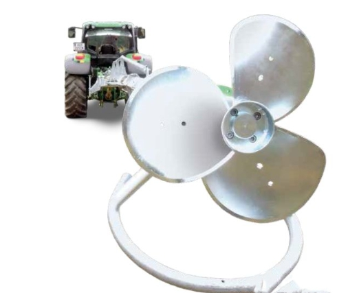 新型拖拉机长轴搅拌器——MTXH-L