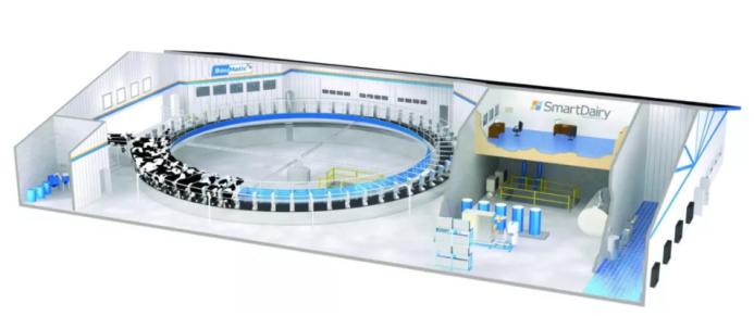 博美特SmartDairy智能软件提高奶厅管理效率