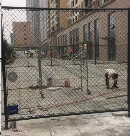 操场护栏网