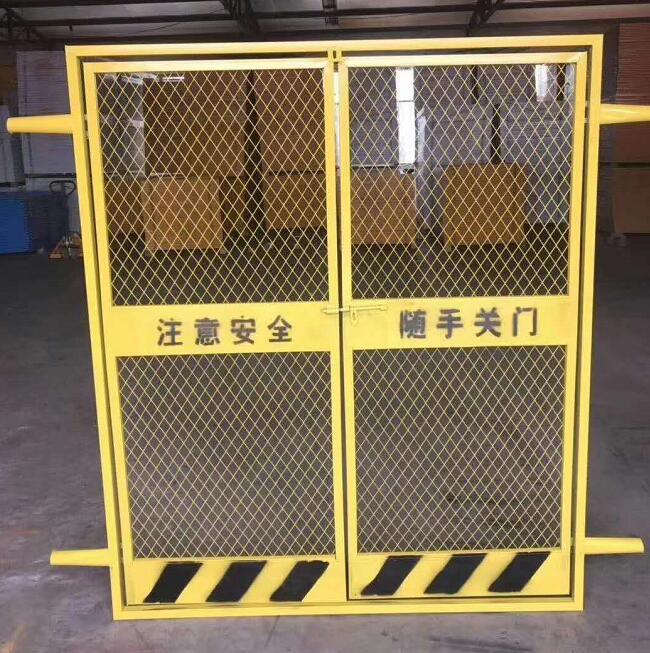 电梯门,井口护栏网