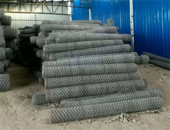 西安石笼网施工