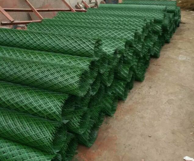 钢丝网安装