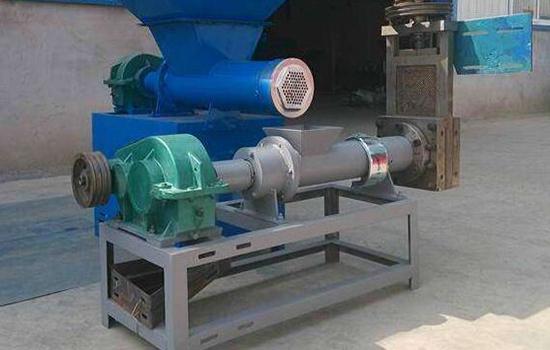 寧夏銀川訂購的塑料再生機于九月正式發貨