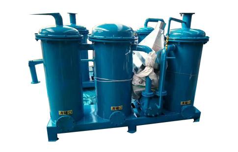 廢氣處理設備展示