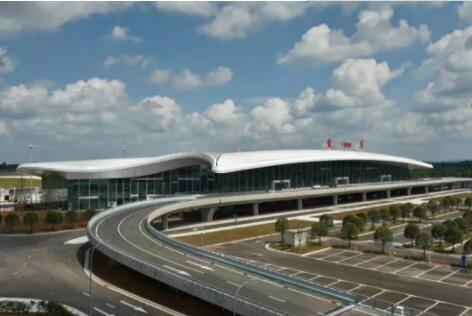 五糧液機場拍攝