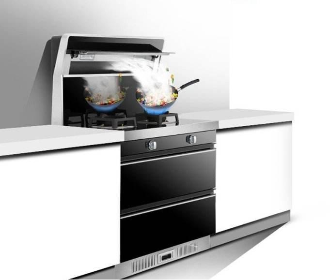 厨房设备锅炉产生黑烟该如何解决?