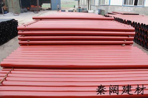 西安柔性铸铁排水管件