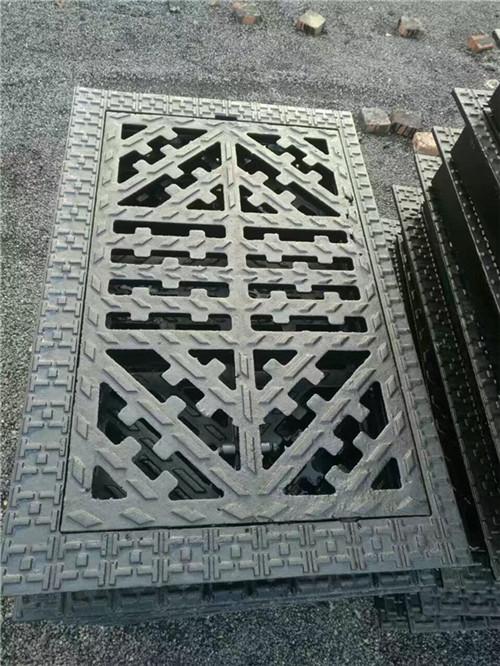 西安铸铁雨水篦
