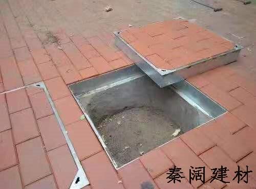 西安隐形井盖
