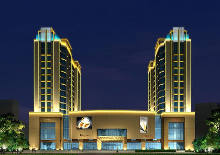 甘肃兰州城市亮化工程