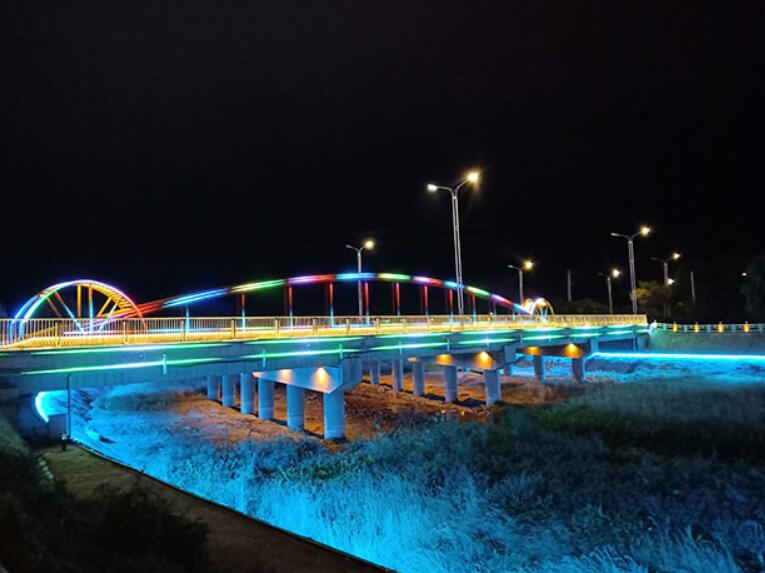 甘肃桥梁亮化