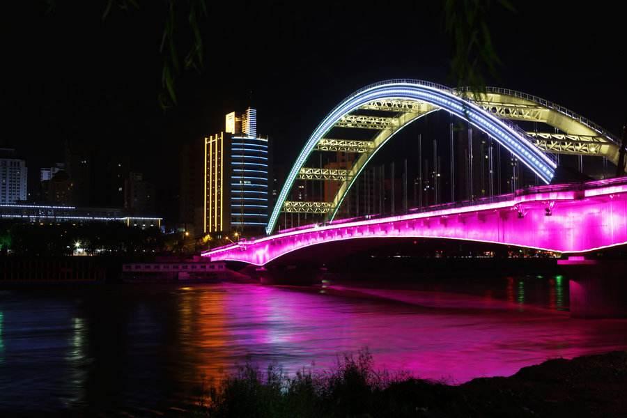 河道景观亮化设计