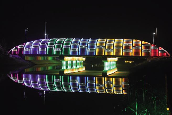 桥梁亮化工程,对亮化工程而言是什么样的一个分支?