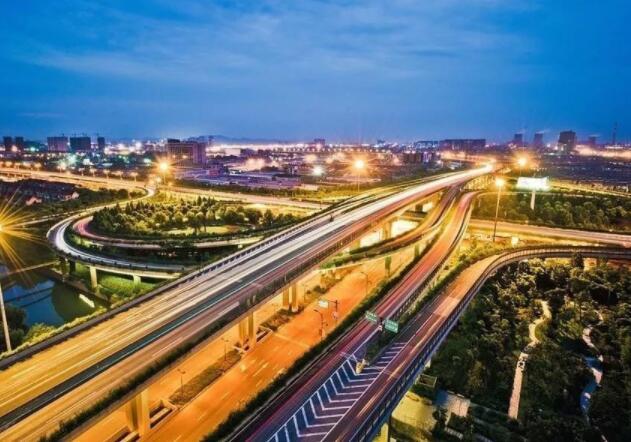 甘肃城市道路亮化