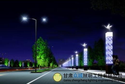 美化城市夜景,选择亮化工程的高明之处在哪里?