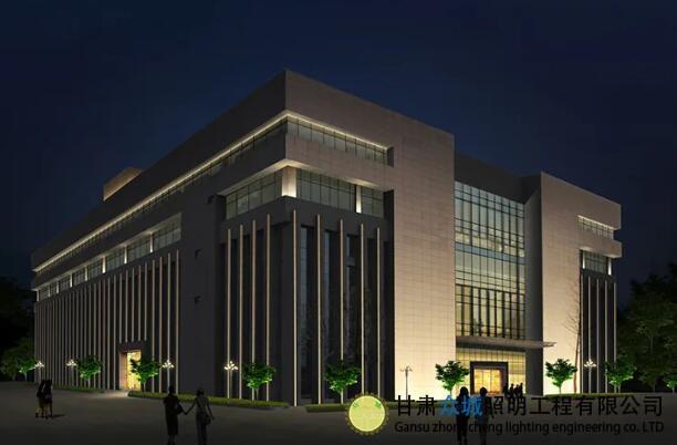楼体LED亮化项目是指对整个楼层进行完整的亮化装饰照明工程