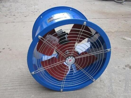 陕西风机厂家带你详细了解轴流风机磨损的具体原因