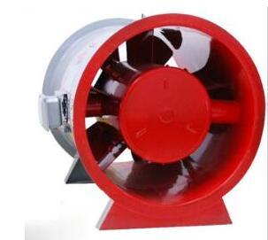 轴流式风机固定位置并使空气移动。轴流风机主要由风机叶轮和机壳组成,结构简单但是数据要求非常高。
