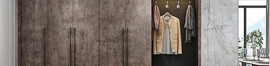實木衣櫃門變形怎麽辦?如何處理?