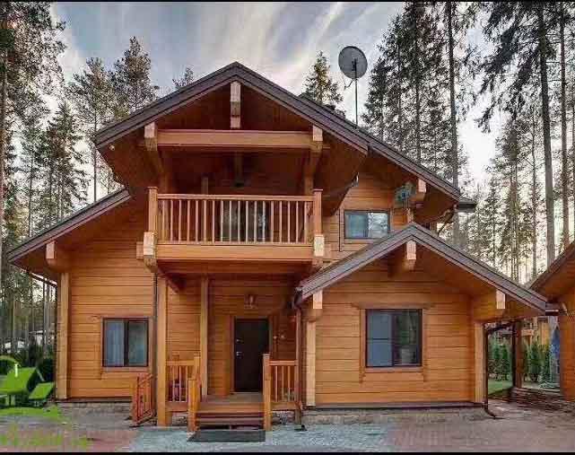 成都防腐木木屋价格