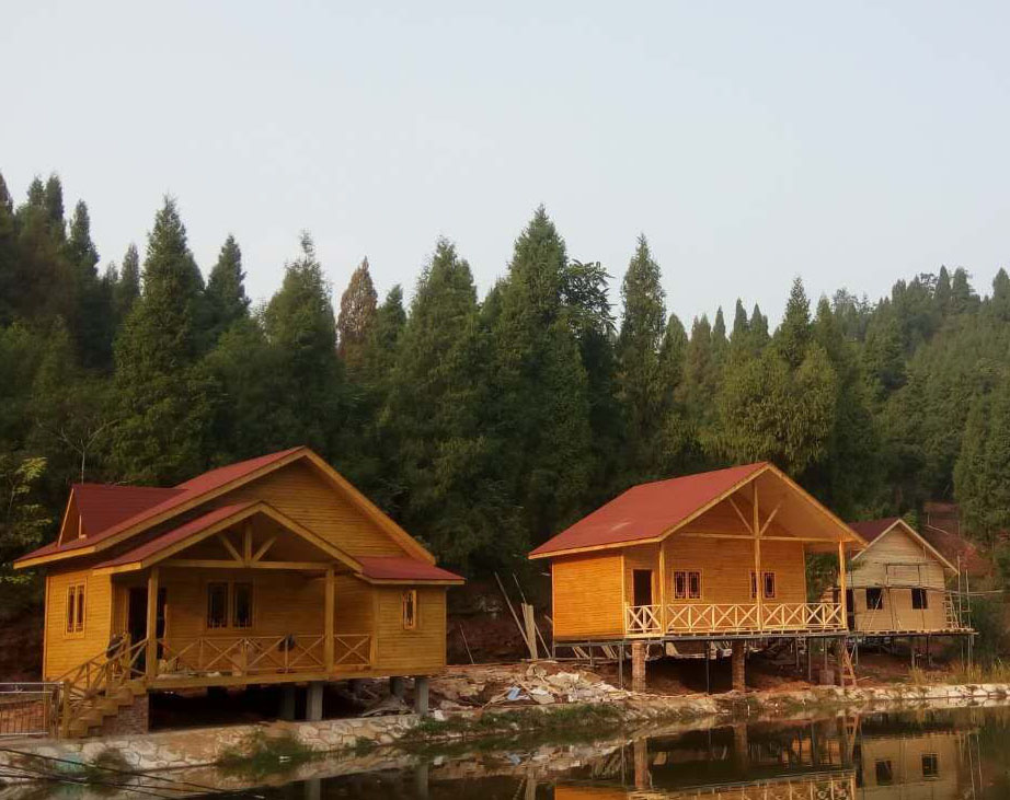 在成都防腐木木屋建造时的选材?你知道哪些?