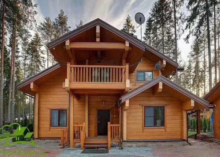 防腐木木屋结构产品的优势和保养技巧