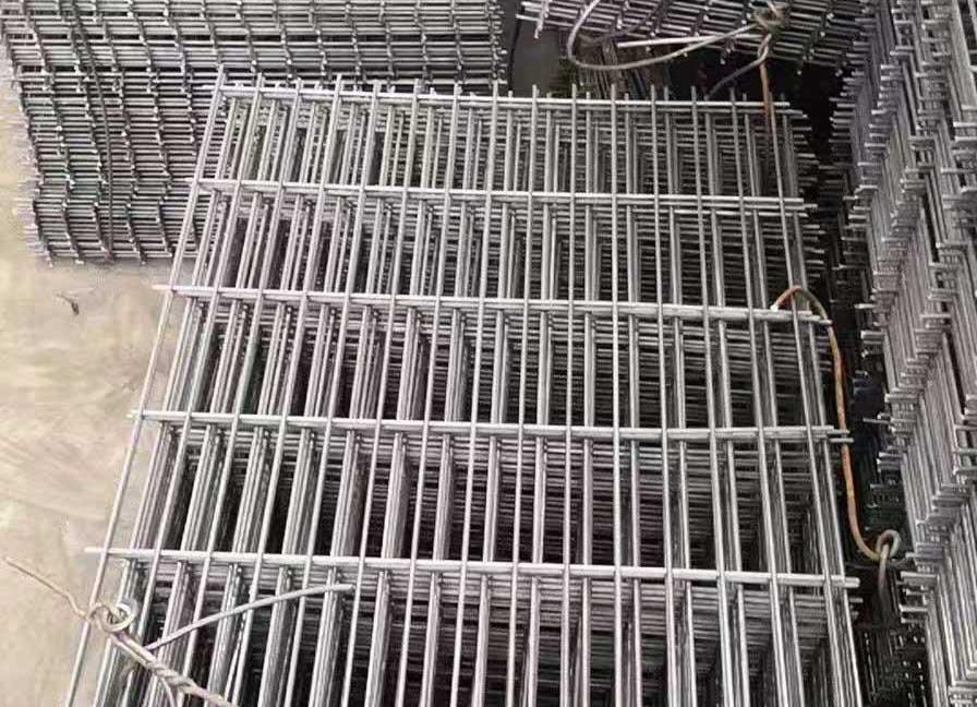 钢筋网片明显提高了钢筋混凝土结构的抗震抗裂功用