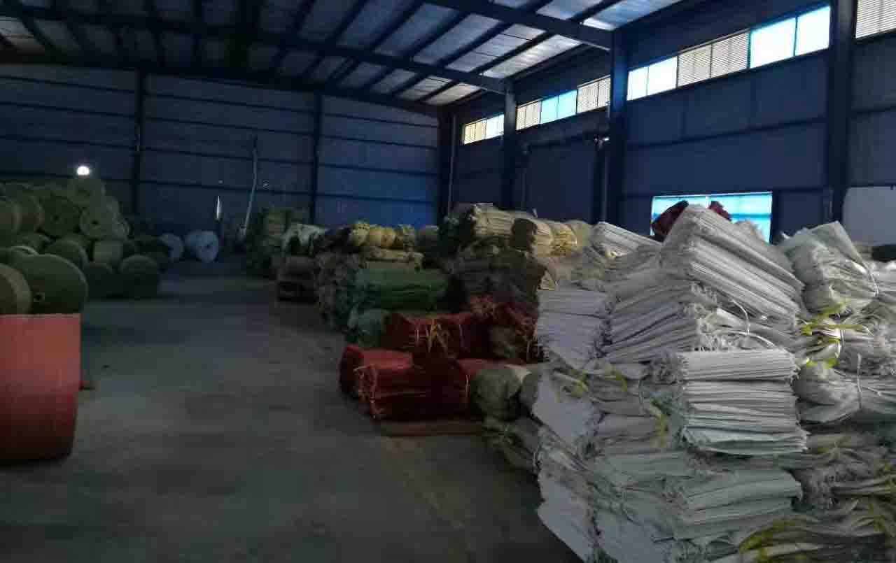 编织袋仓库