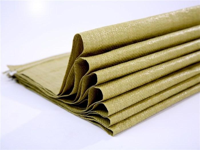 编织袋定制使用与现在的生活环境的关系
