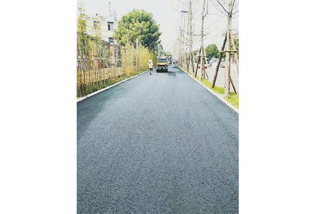 四川瀝青路面施工公司