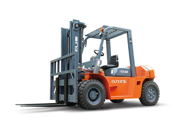 H2000系列6_8_10吨叉车