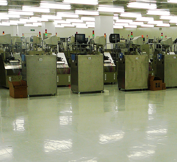 四川环氧地坪-防静电