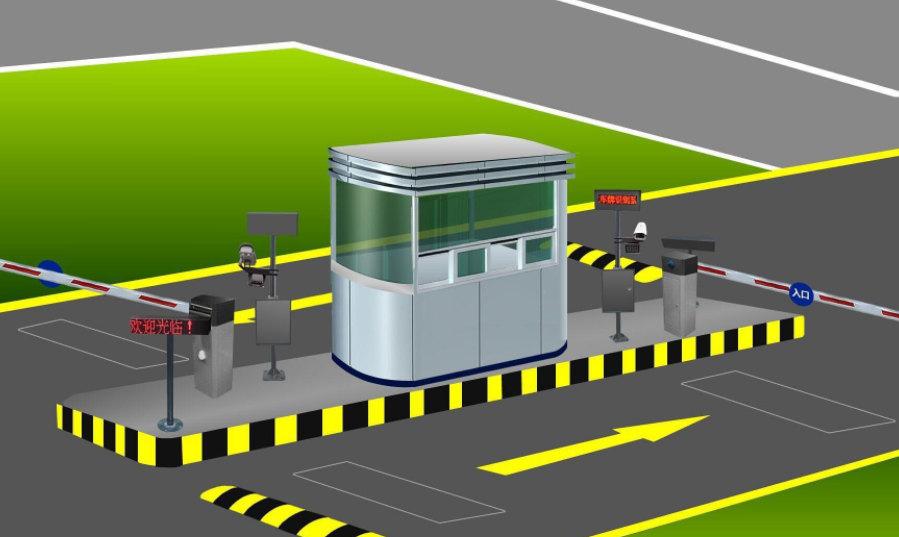 四川车牌识别系统设备安装及常见故障处理方法