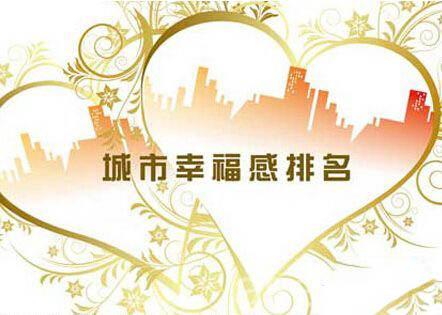 """""""2019中国极具幸福感城市""""评选结果出炉 成都再获排位"""