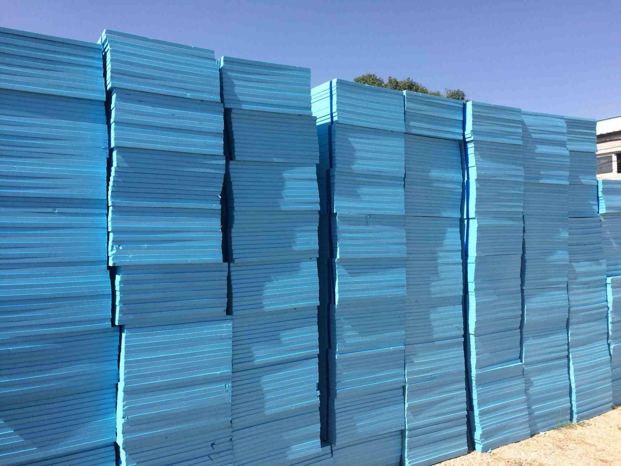 挤塑板厂家分享成都挤塑板的应用领域和保温优势