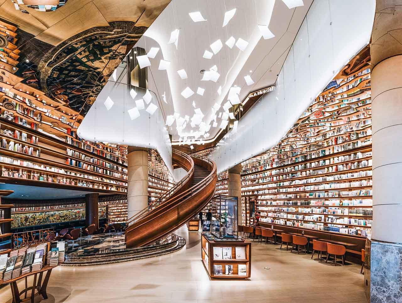 言几又西安颜值.高的书店!