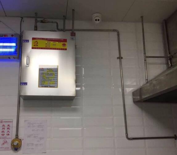 陕西厨房自动灭火装置厂家