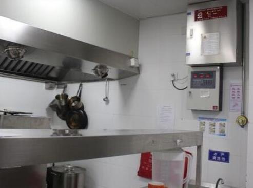 关于厨房自动灭火装置的工作原理,大家来了解一下吧!
